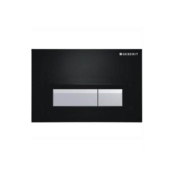 Geberit Sigma 40 черен активатор за WC 115.600.KR.1