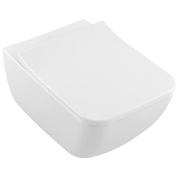 Villeroy & Boch Venticello DirectFlush окачена WC