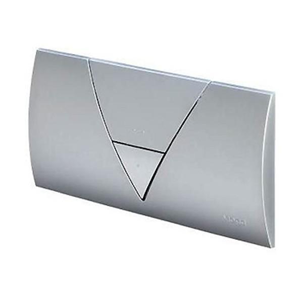 Viega Visign for Life 1 хром мат метален бутон за WC