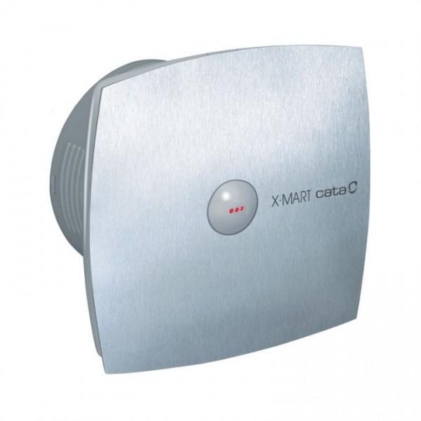 Cata X-MART 10 Matic инокс вентилатор за баня X-MART 10 MATIC INOX