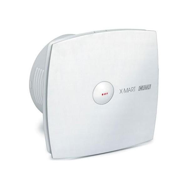 Cata X-MART 15 Matic бял вентилатор за баня X-MART 15 MATIC