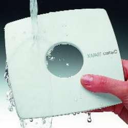 Cata X-MART 12 инокс вентилатор за баня 2