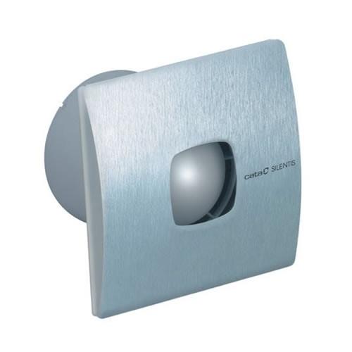 Cata SILENTIS 10 инокс вентилатор за баня