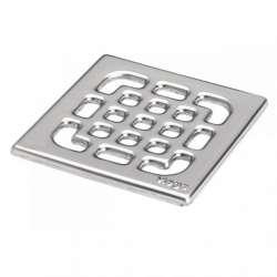 Решетка за сифон Viega Advantix 94x94 - неръждаема стомана 554 026