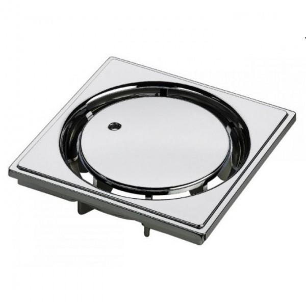 Решетка за сифон Viega Advantix 100x100 хромирана пластмаса