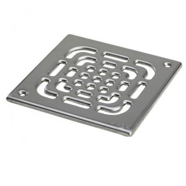 Решетка за сифон Viega Advantix 143x143 - неръждаема стомана 554 040