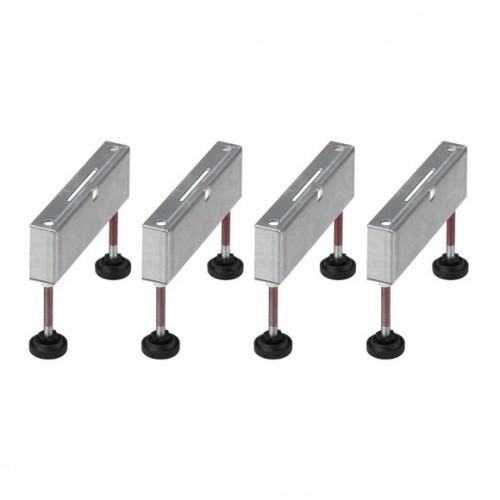 Комплект 4 броя регулируеми крачета за линеен сифон Viega Advantix