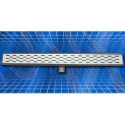 Линеен сифон Inox Style правоъгълник 685x80