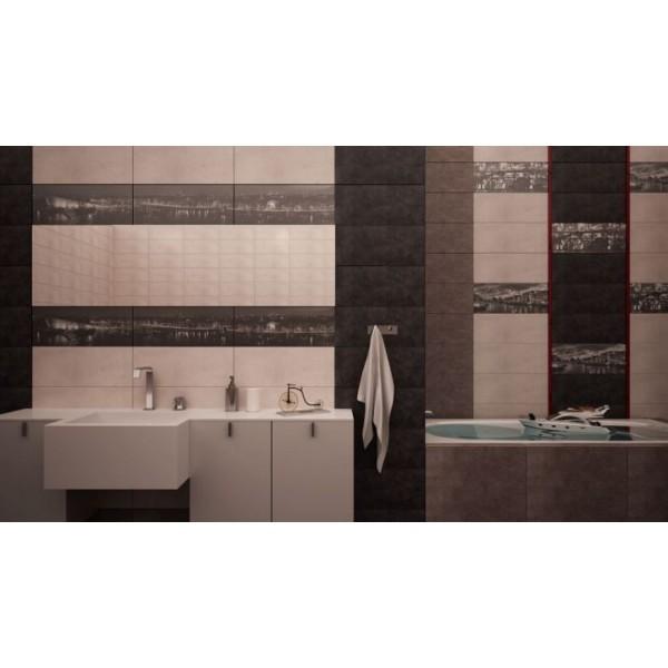 Amsterdam 20x50 - баня в сиво