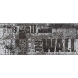The Wall Graphite 20x50см