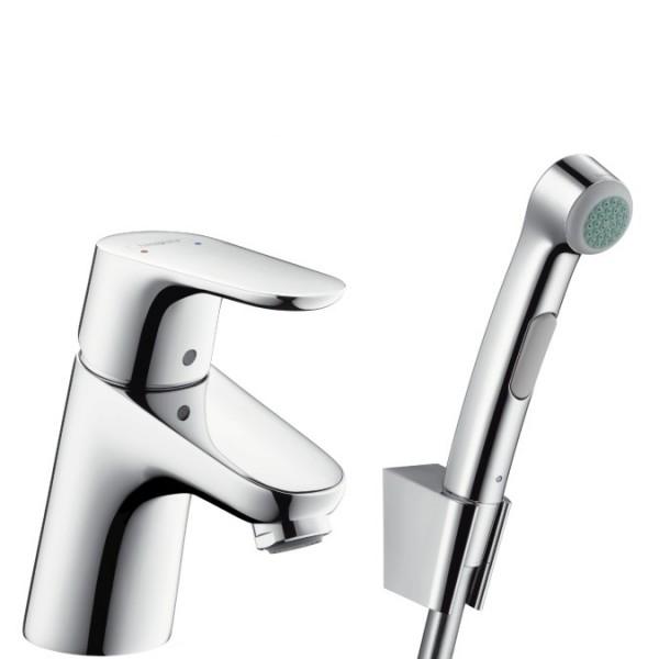 Hansgrohe Focus 70 смесител за мивка с подвижен душ 31926000