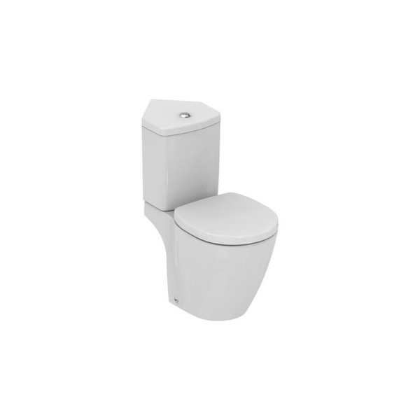 Ъглов Ideal Standard Connect Space къса проекция 60см E119501+E120201+E129001/E129101