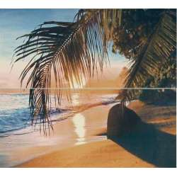 Dolcevita Marron 27x60 - вълшебен плаж 2