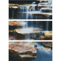 Баня Dolcevita Negro 27x60