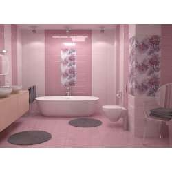 Баня Lugano Lila 20x50 - лилава серия F0000173