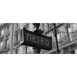 Paris 20x50 - сиви с стъклени декори 2