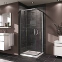 Huppe X1 90х90 квадратна душ кабина