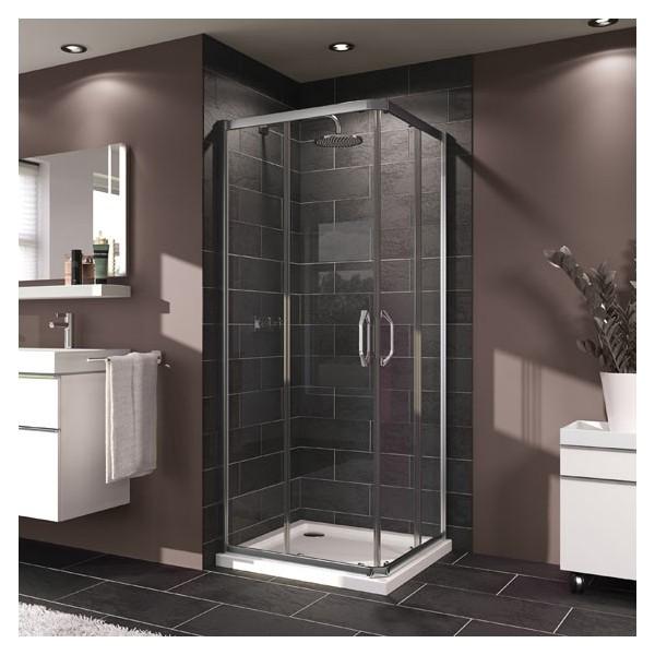 Huppe X1 90х90 квадратна душ кабина 140103.069.321