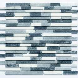 Каменна мозайка Dekostock Afyon Grey 29x32.5 2