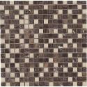 Каменно - керамична мозайка 1.5x1.5 Dekostock Avalon 30x30