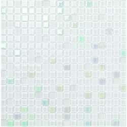 Стъклена мозайка 1.5x1.5 Dekostock Neve 29.7x29.7 2