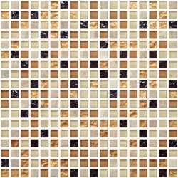 Мозайка - камъчета и стъкло 1.4х1.4 A-MMX08-XX-007 A-MMX08-XX-007