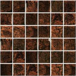 Стъклена кехлибарена мозайка 5x5 Formosa A-MGL08-XX-027 A-MGL08-XX-027