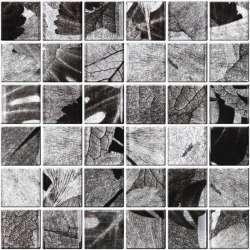 Стъкленна сива мозайка 5x5 Formosa A-MGL08-XX-041 2