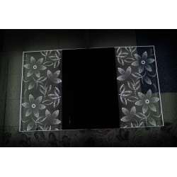 Огледало с вградено LED осветление Spring 100x60см