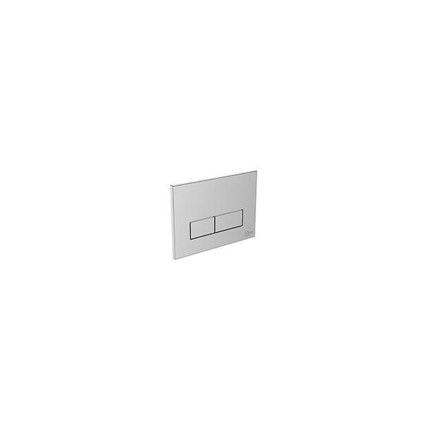 Ideal Standard хром двоен бутон W3708AA
