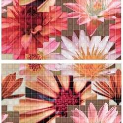 Mosaico Beige 25x50 - имитират мозайка F0000204