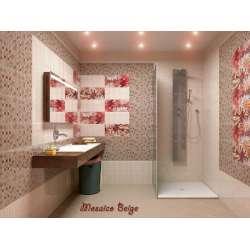 Mosaico Beige 25x50 - имитират мозайка 2