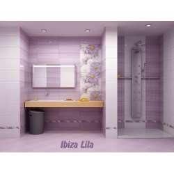 Ibiza Lila 27x60 - лилава серия