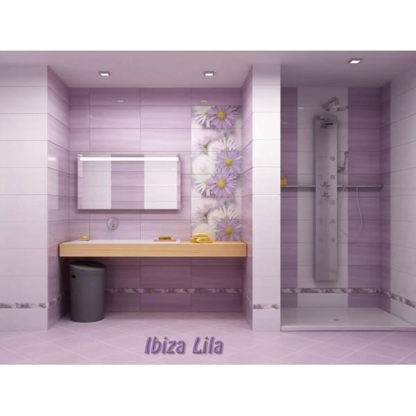 Ibiza Lila 27x60 - лилава серия F0000208
