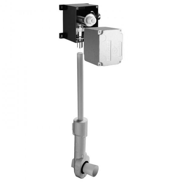 Schell Compact II вграден напорен промивен кран за WC 011940099