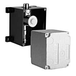 Schell Compact II вграден напорен промивен кран за писоар 011930099