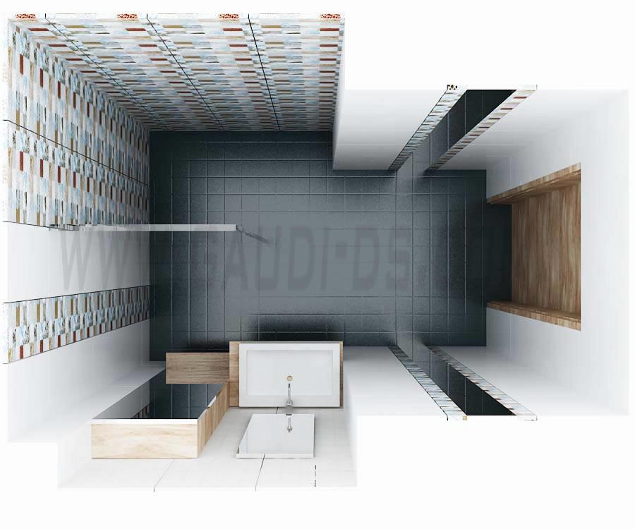 3d проекти на баня 3 - GAUDI-DS