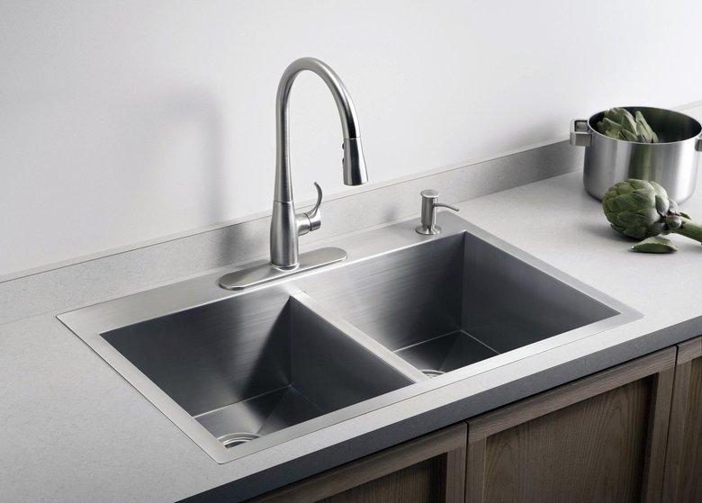 Как да изберем мивка за кухнята