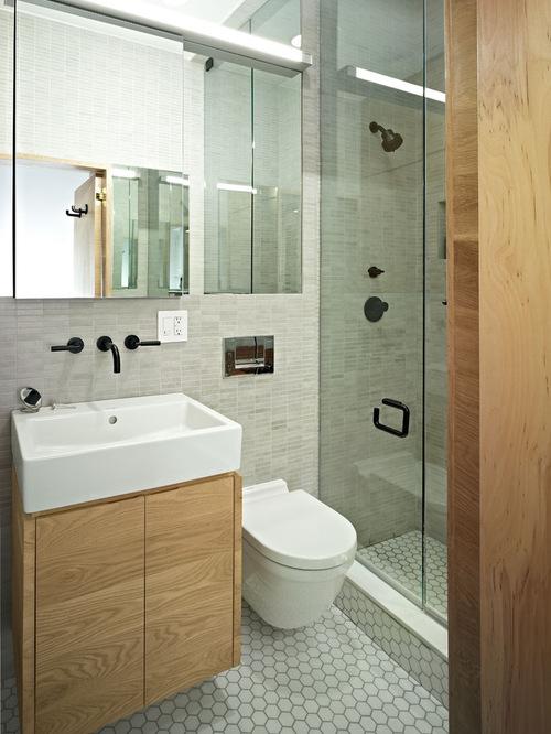 Идеи за ефективно използване на пространството в банята