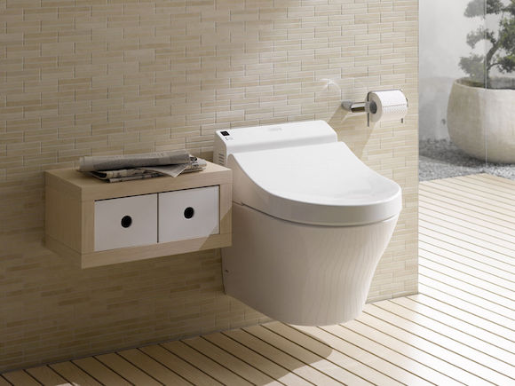 Какво е конзолна тоалетна чиния и какви са предимствата й