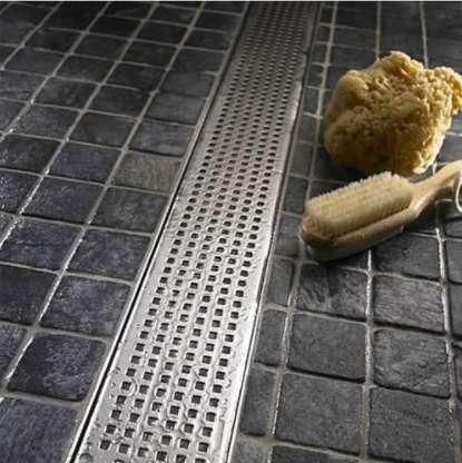 Лентови сифони - хитро решение за банята