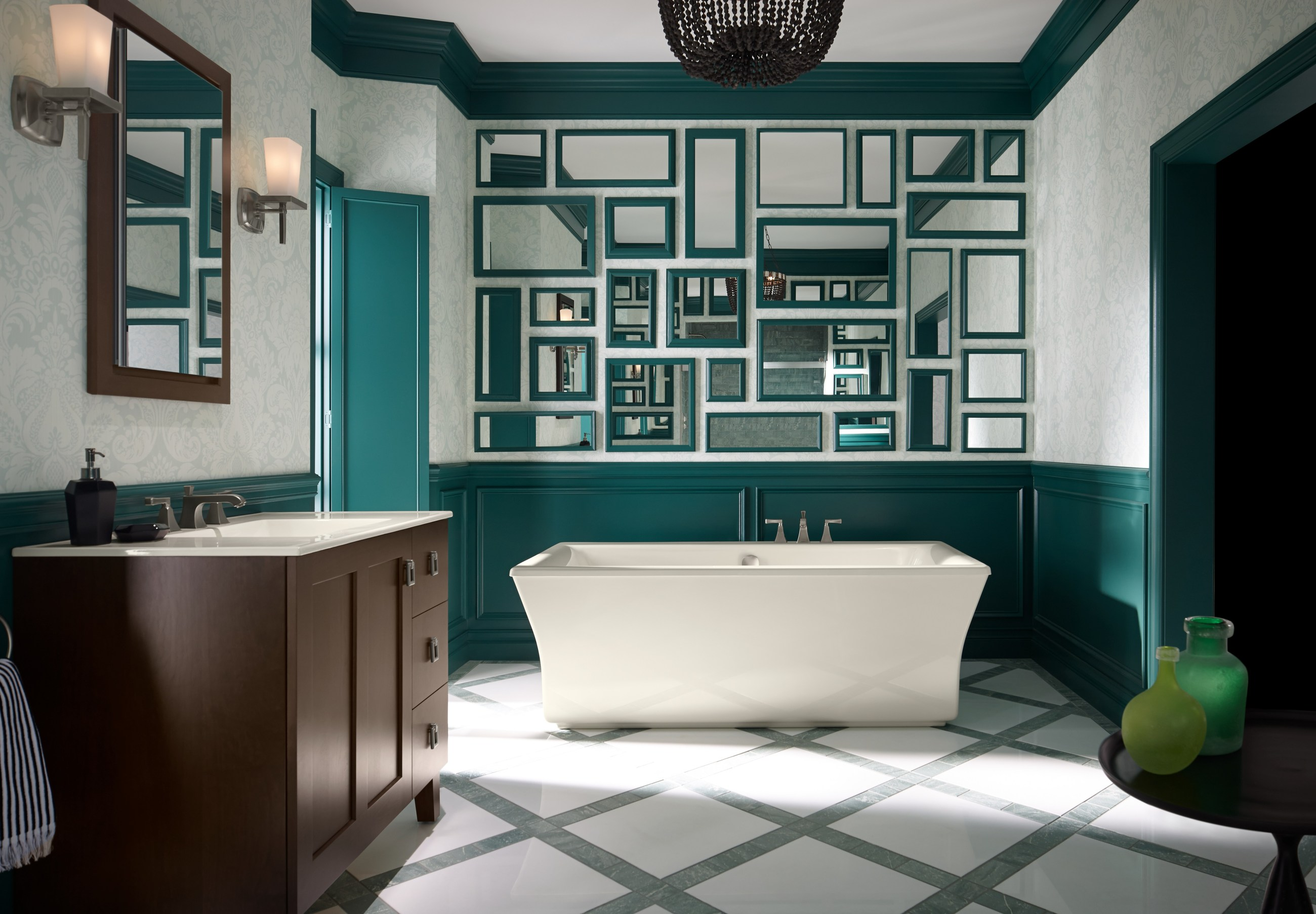 Изберете подходящата вана за своя дом