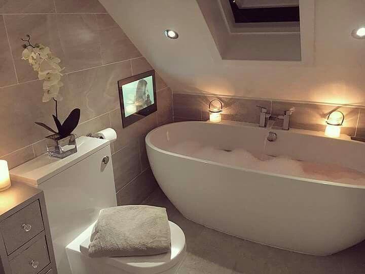 Малка баня с вана - възможно ли е