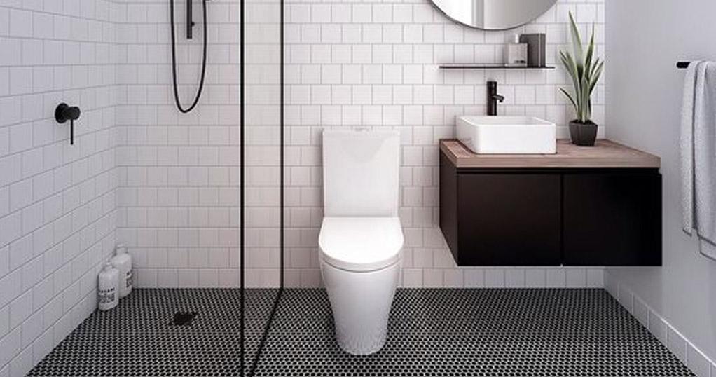 Как да направим по-просторна и компактна банята