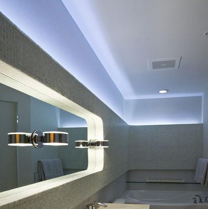 Нещо повече за осветлението за баня