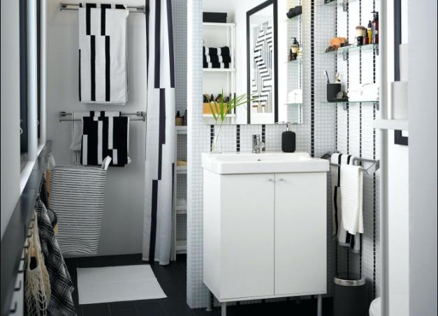 Дизайн решения за малки бани