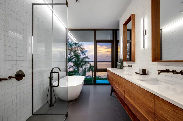 Как да си направим модерна баня