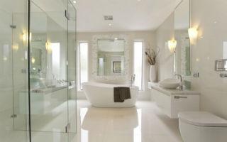 Най-новите тенденции за банята