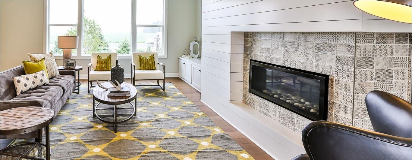 Декорирайте дома си с плочки - мозайка