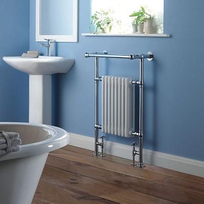 Как да изберете отопление за вашата баня